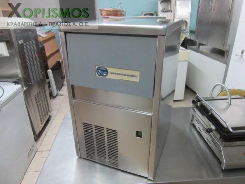 pagomixani 25kgr 1 500x375 - Παγομηχανή 25 κιλών