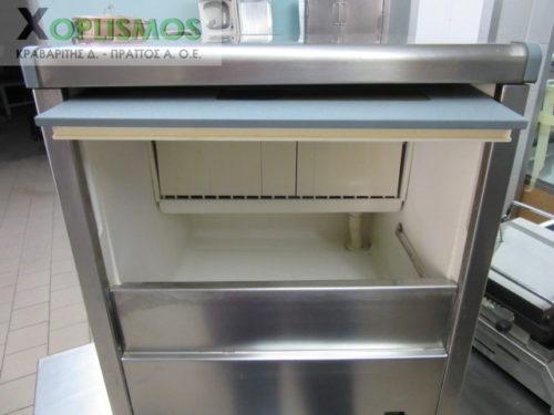 pagomixani 25kgr 3 500x375 - Παγομηχανή 25 κιλών