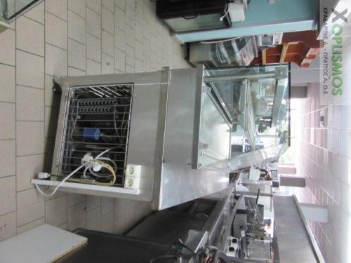 psygeio pagkou me vitrina 3 500x375 - Ψυγείο πάγκος με βιτρίνα