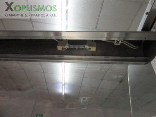 thermothalamos epitrapezios north 7 500x375 - Θερμοθάλαμος βιτρίνα NORTH